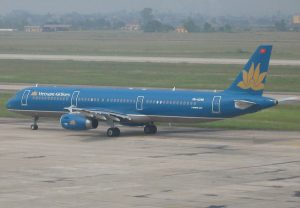 Van Don Airport - Vietnam Airlines